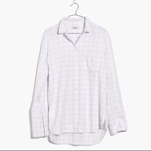 White Madewell Flannel